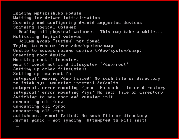 Blue Screen, Purple Screen, and Kernel Panics: How To Revive